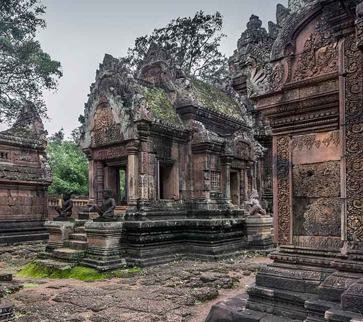 Cambodia vietnam package