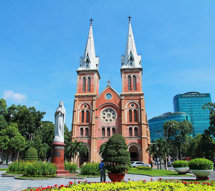 Explore Vietnam from Ho Chi Minh city